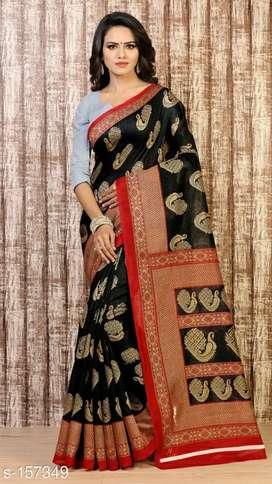 Gorgeous Bhagalpuri Silk Sarees | Banarasi Sarees | Gorgeous Sari