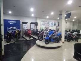 Sales Marketing Motor Yamaha