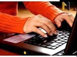 Data entry job data typing job type from PDF