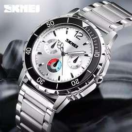 Jam tangan pria skmei style