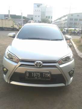 Toyota Yaris 1.5g at tahun 2014