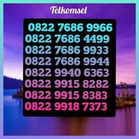 Perdana nomor cantik telkomsel