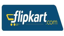 Flipkart Company helper,store keeper,supervisor full time job 100%  He