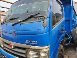 Toyota Dyna Rino 130HT 2013 Dumbtruk ors Turbo/Mitsubishi Colt diesel