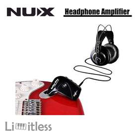 Gitar Plug Headphone Ampli Guitar Plug Amplifier Nux GP1 Original