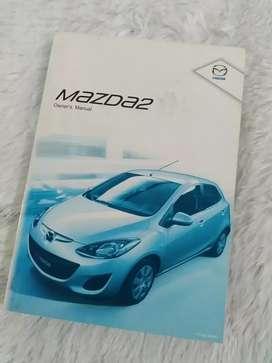 Mazda2 2012 Owner's Manual