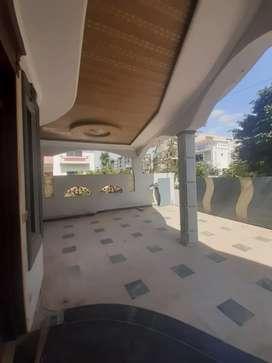 E-11,500 SY , Seprate Gate,  Three Bed Ground Portion for Rent.