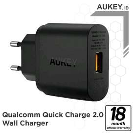 Aukey Turbo Charger 1Port 18W QC 2.0 -500224
