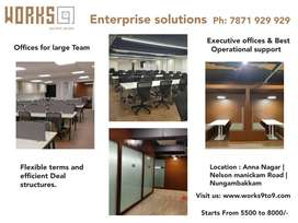 Modern & Flexible Office Space Available Now