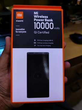 Xiaomi Mi Wireless Power Bank Battery 10000 mAh