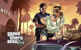 GTA 5 full PC & Laptop Game
