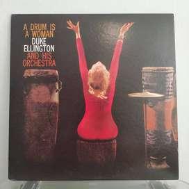 Duke Ellington - A Drum is a Woman / LP Vinyl / Jazz / Piringan Hitam