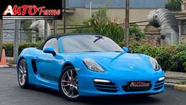 Porsche Boxster 2.7 Sport Chrono Sport Plus 2012 Full Wrapping KM 14Rb