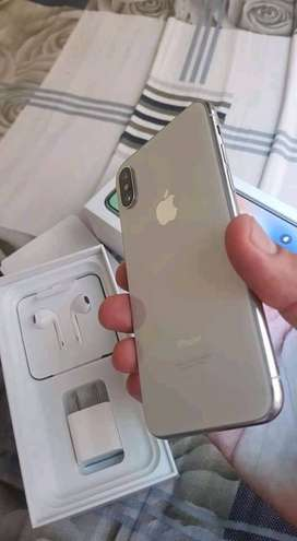 iPhone x 256 GB PTA approved