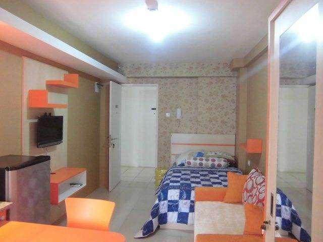 Disewakan Apartemen Kalibata Studio Besar Tower Tulip Furnished Bagus