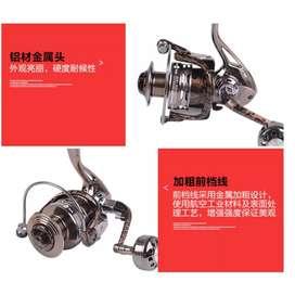 COD Debao Reel Pancing 12 Ball Bearing - HM3000 Full Metal Aluminum