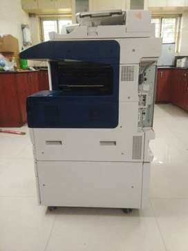Digital Color Xerox Machine 9 month old