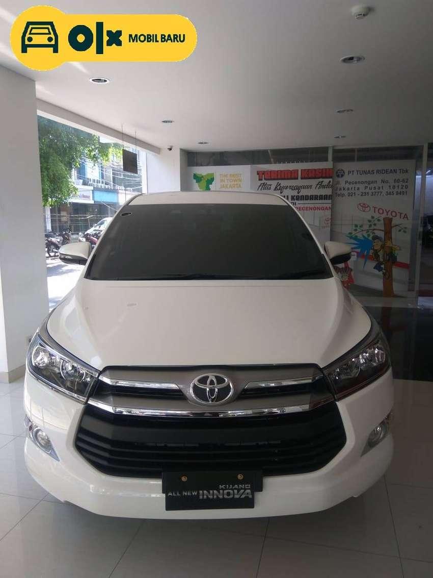 [Mobil Baru] Kijang Innova G mt Diesel 2019 Promo Merdeka DP 8 jt 0