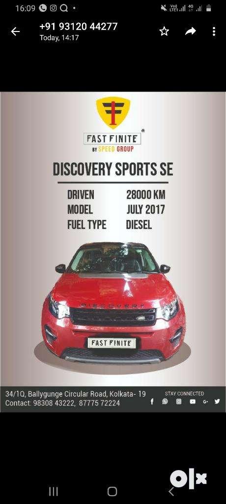 Land Rover Discovery 4 3.0L TDV6 SE, 2017, Diesel 0
