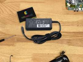 Adaptor Charger Dell - 19.5V 3.34A - 4.5 x 3.0mm (ORI)