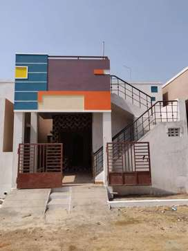 Individual house sale in veppampattu near CTH road