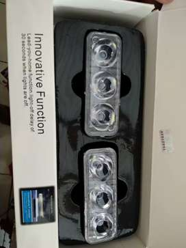 Lampu Led Drl Terang anti air include pasang