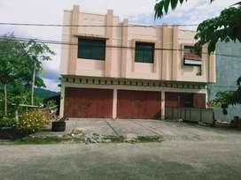 Ruko Jl Cut Nyak Dien Mamuju Sulbar 4,5X15X2 Lti Tgh Kota Bisa 3 Unit