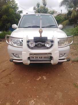 Tata safari dicor ex full option