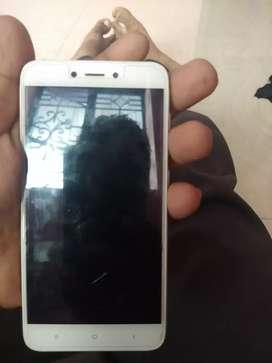 Redmi 4 with fingerprint sensor 1 year old