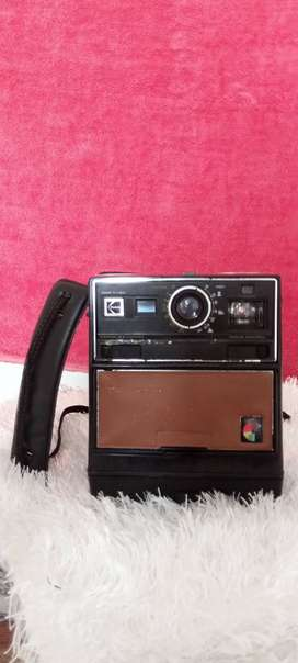 Antique instant Camera..
