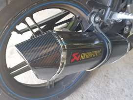 Knalpot Racing Akrapovic For Vixion