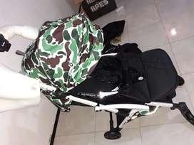Stoller Bayi Bebe Apes CLX90 Hadiah belum pernah pakai