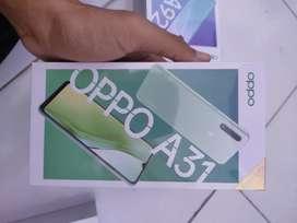 Oppo A31 4GB Danau hijau