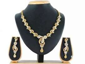 Alloy jewellery sets