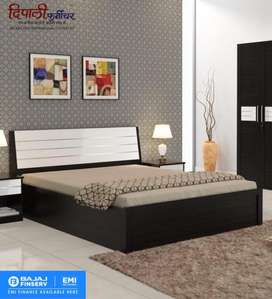 New Double Bed Furniture Deepali Furniture