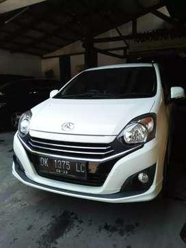 Daihatsu AYLA X Deluxe MT 2016 Asli Bali TT Agya