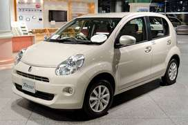 Toyota Passo used Auto 2010 old shape . easy installment par .