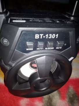 Bt blutooth Speaker New 5 DAYS use only Serious Buyers Contect
