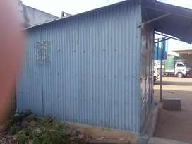 A. Empty shop
