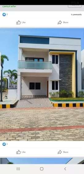 Ready to occupy luxury villas @ kapuluppada near Ins kalinga