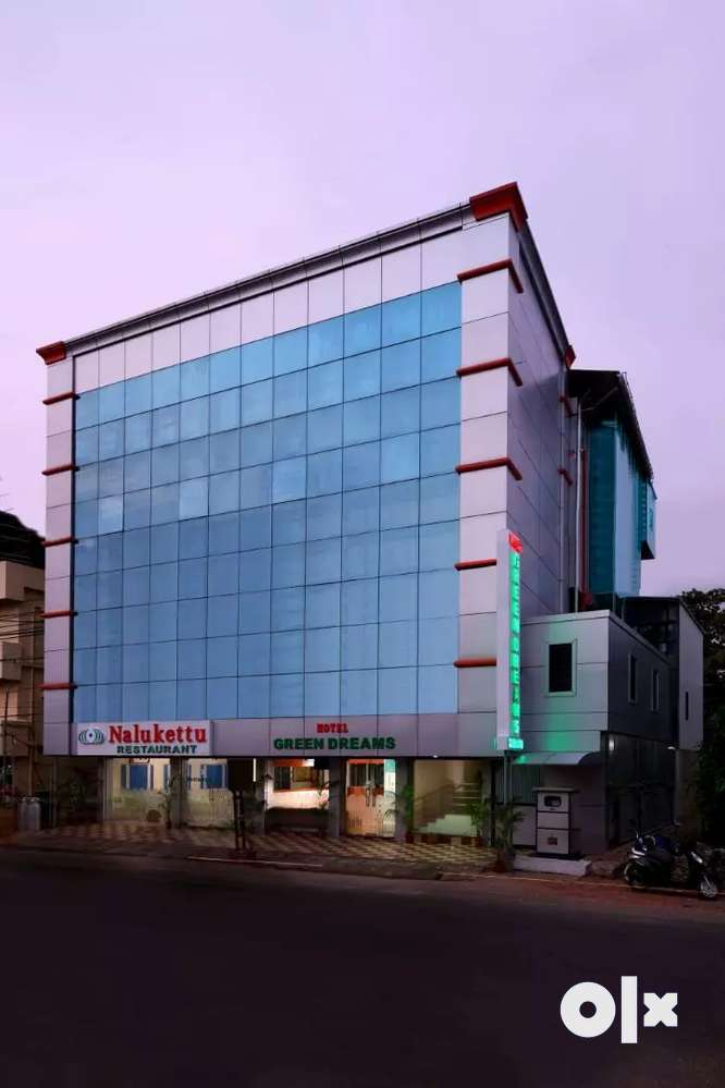 hotel for sale in kochin,thevra,perumanoor .
