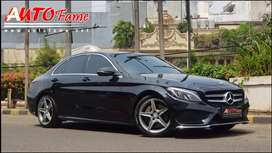 Mercedes Benz C250 AMG 2016 Full Original!!!