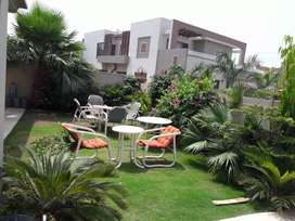 2 kanal full furnished upper portion for rent in DHA (short/long stay)