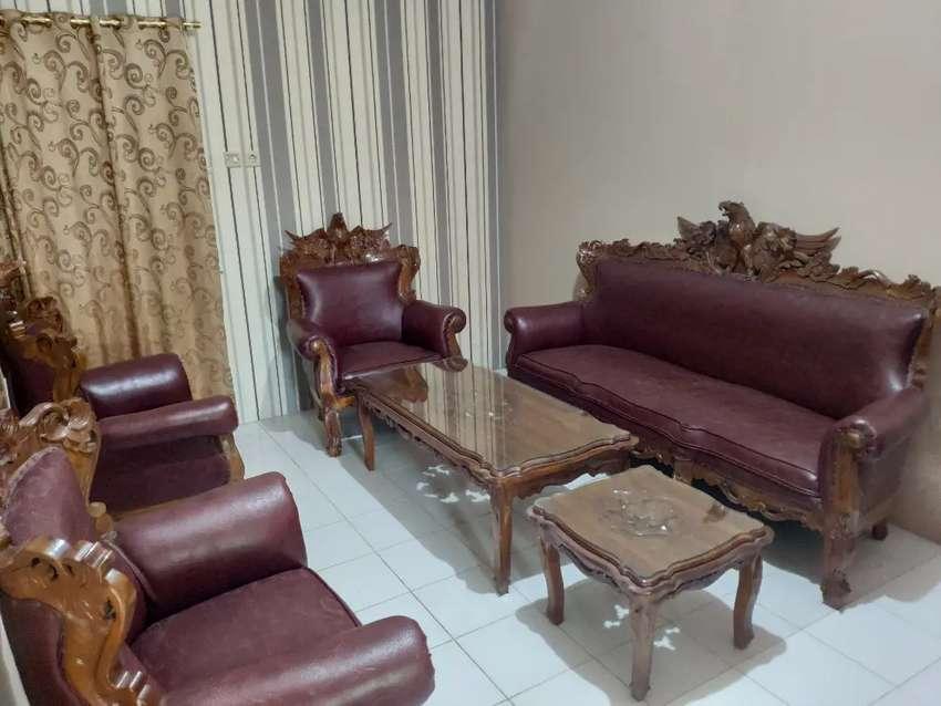 Sofa Jati Garuda 0