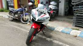 Sell or exchange Yamaha r 15 v 2 scrachless condition