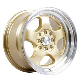 Brisket-JD5290-HSR-Ring-15x7-8-H8x100-1143-ET40-33-Gold-Machine-Lip