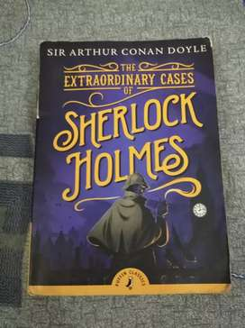The Extraordinary Cases of Sherlock Holmes Book