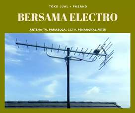Teknisi pemasangan antena tv murah cipayung