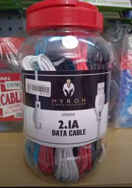 Kabel Data Myron 2.1A (Rave cell Sako)