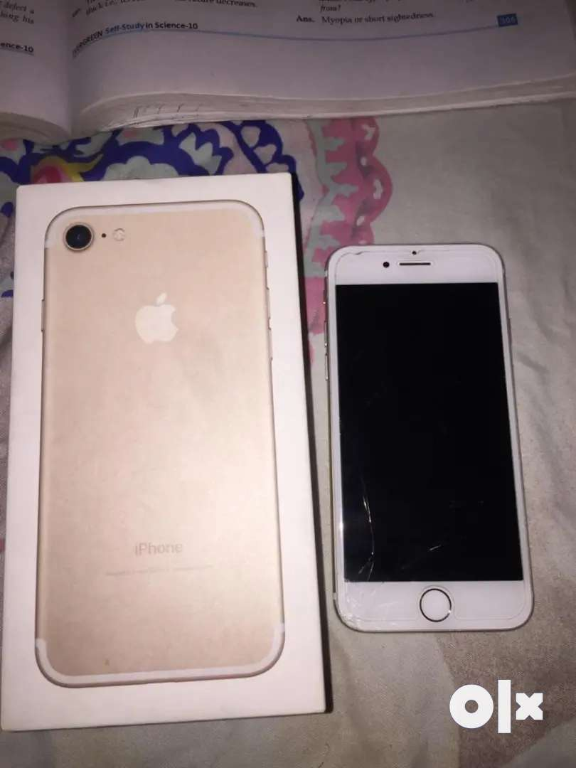 IPhone 7 128 gb in very good condition 0